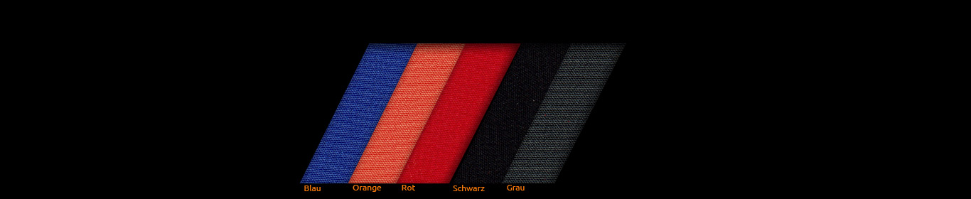 Our Dynamic fabric samples and color fans