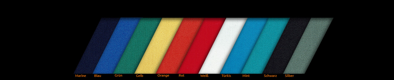 Our Stretch fabric samples and color fans