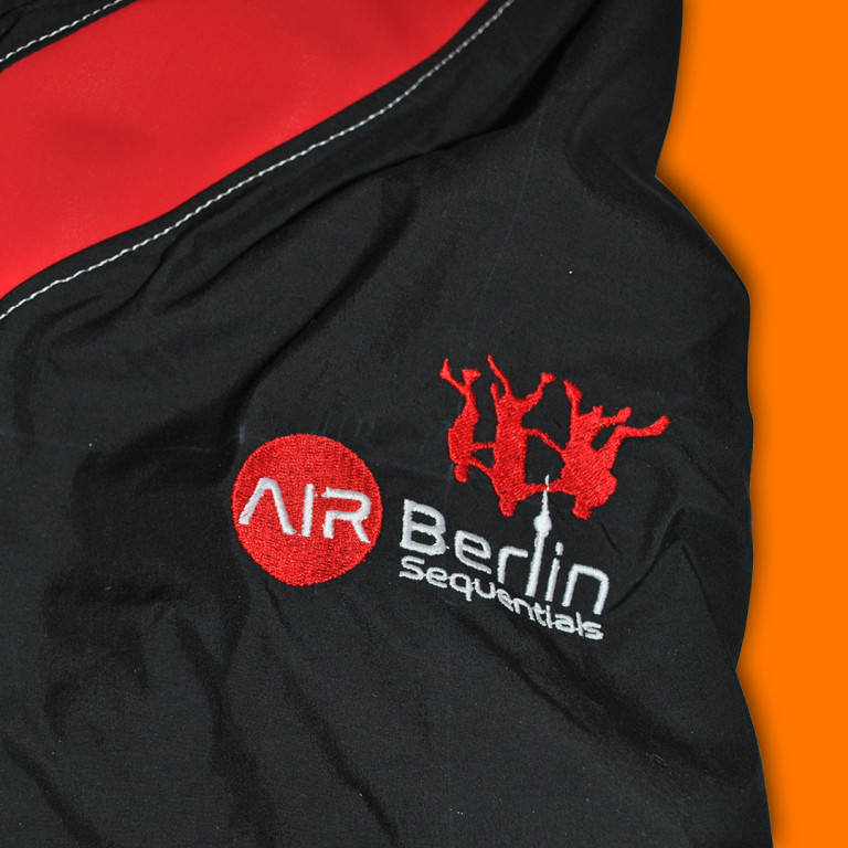 Embroidery AIR Berlin